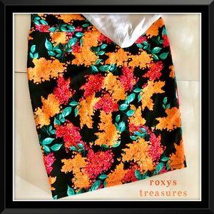 LuLaRoe Cassie Skirt ~ HTF 🦄